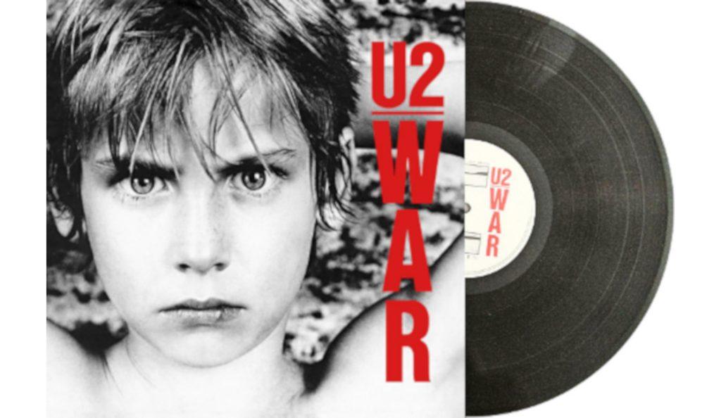 """U2 – """"War""""<br>Veljača – 1983."""