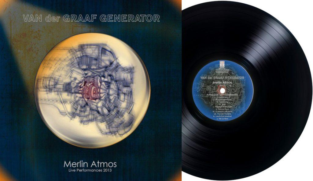 """Van Der Graaf Generator – """"Merlin Atmos""""<br>Veljača – 2015."""