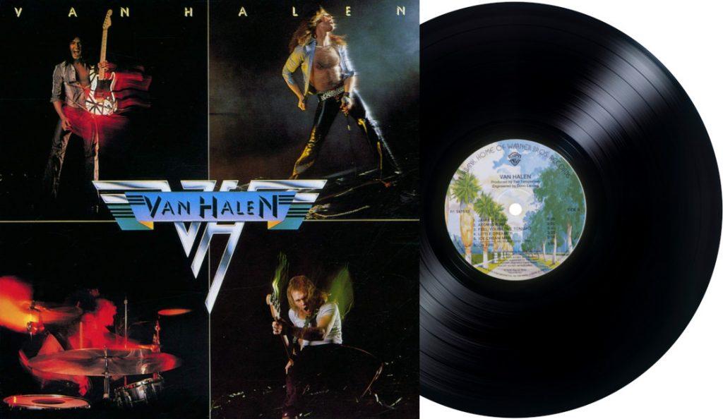 """Van Halen – """"Van Halen""""<br>Veljača – 1978."""