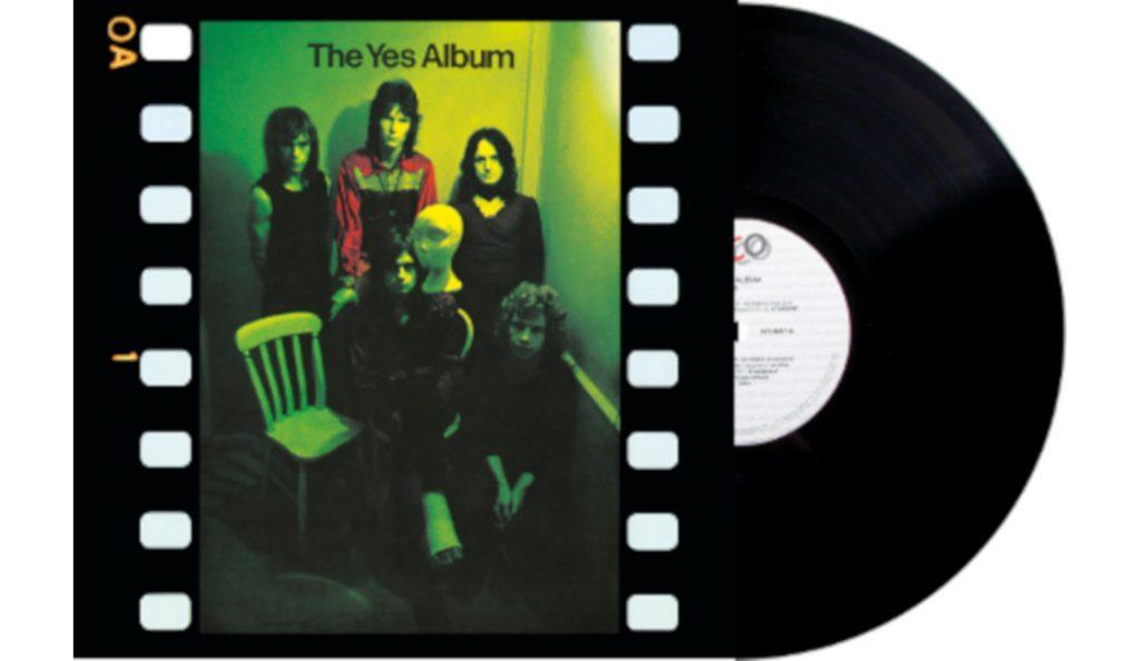 "Yes – ""The Yes Album""<br>Veljača – 1971."