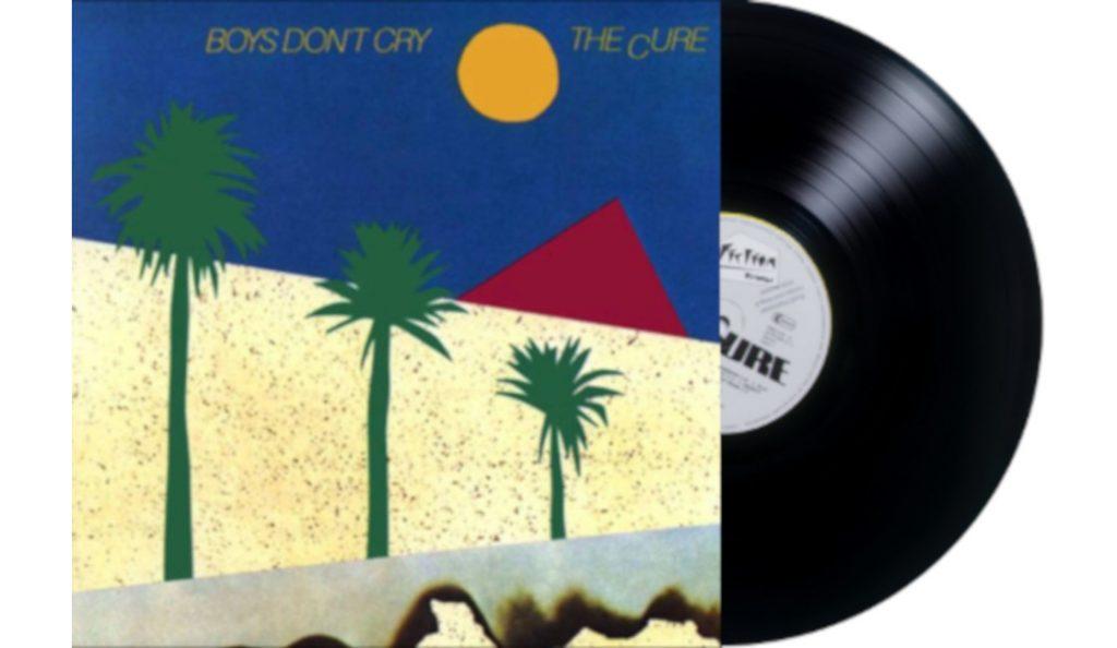 "The Cure  –  ""Boys Don't Cry""<br>Veljača – 1980."