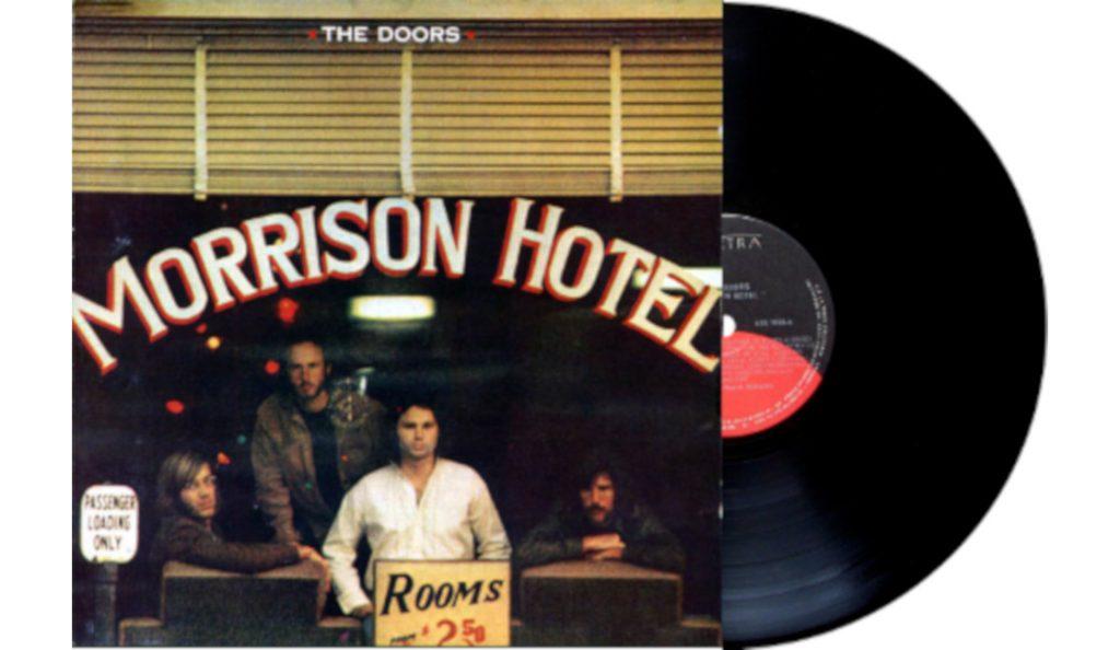 """The Doors – """"Morrison Hotel""""<br>Veljača – 1970."""