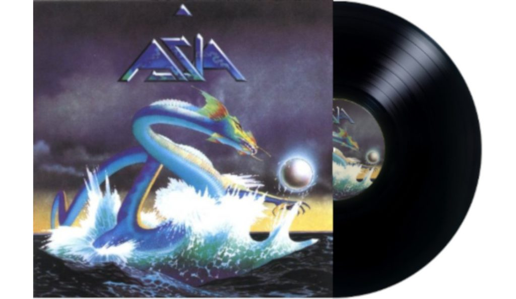 "Asia – ""Asia""<br>Ožujak – 1982."