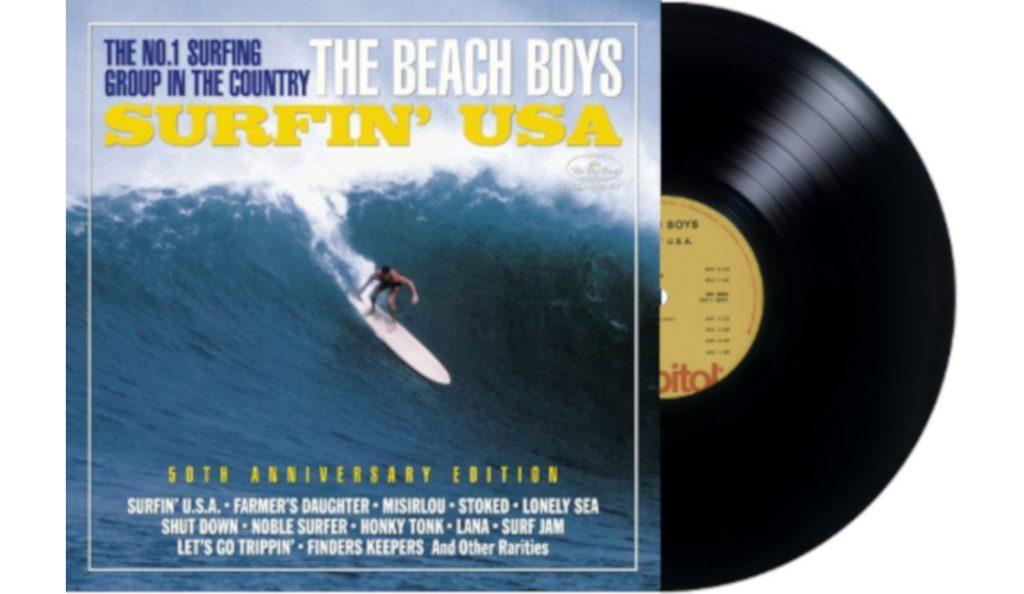 "The Beach Boys – ""Surfin' U.S.A.""<br>Ožujak – 1963."