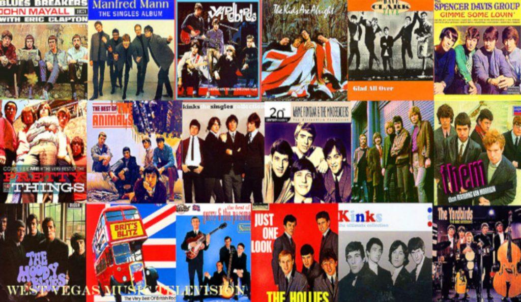 """""""The British Invasion""""<br>Ožujak – 1964."""