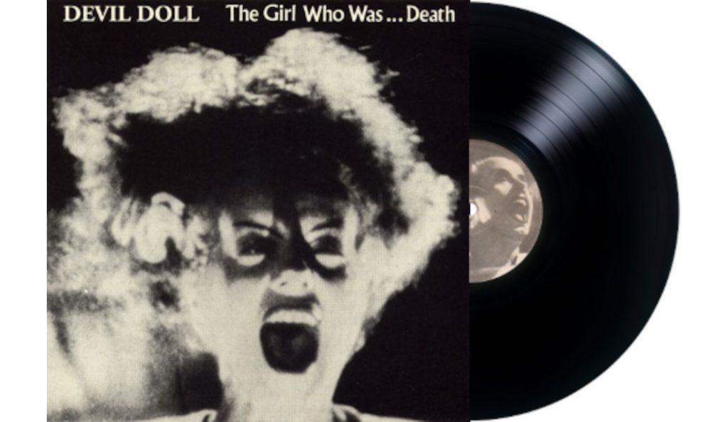 "Devil Doll – ""The Girl Who Was … Death""<br>Ožujak – 1988."