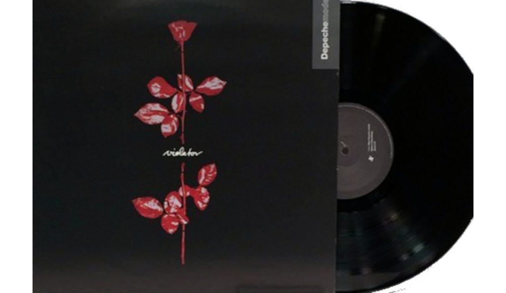 "Depeche Mode – ""Violator""<br>Ožujak – 1990."
