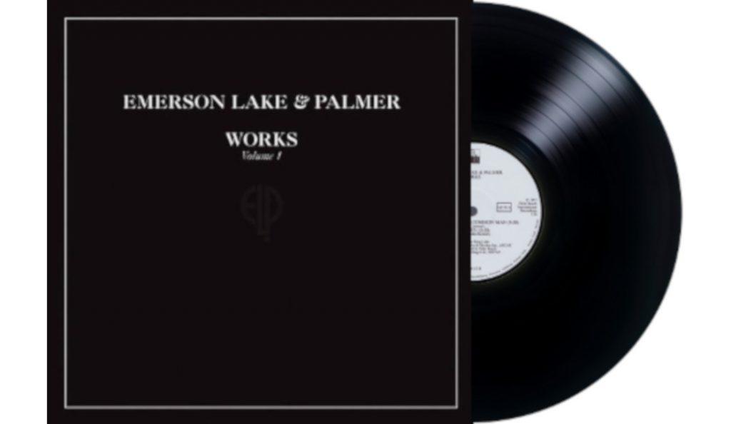 "Emerson, Lake & Palmer – ""Works Volume 1""<br>Ožujak – 1977."