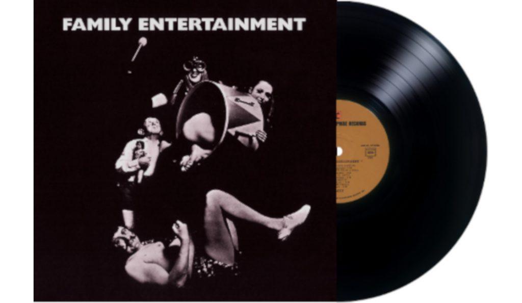 """Family – """"Family Entertainment""""<br>Ožujak – 1969."""