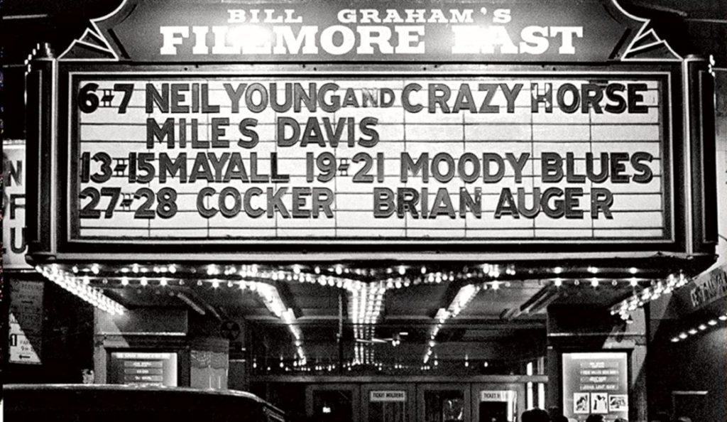 """""""Fillmore East""""<br>Ožujak 1968."""