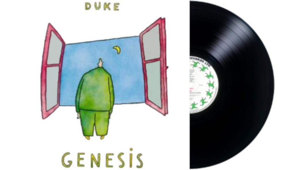 "Genesis – ""Duke""<br>Ožujak – 1980."