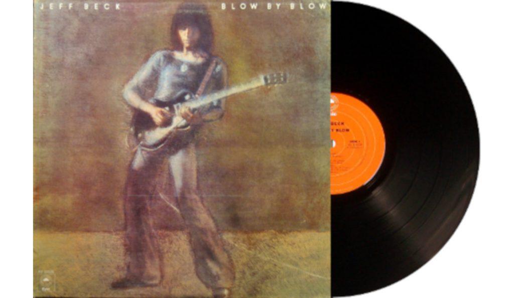 """Jeff Beck – """"Blow by Blow""""<br>Ožujak – 1975."""