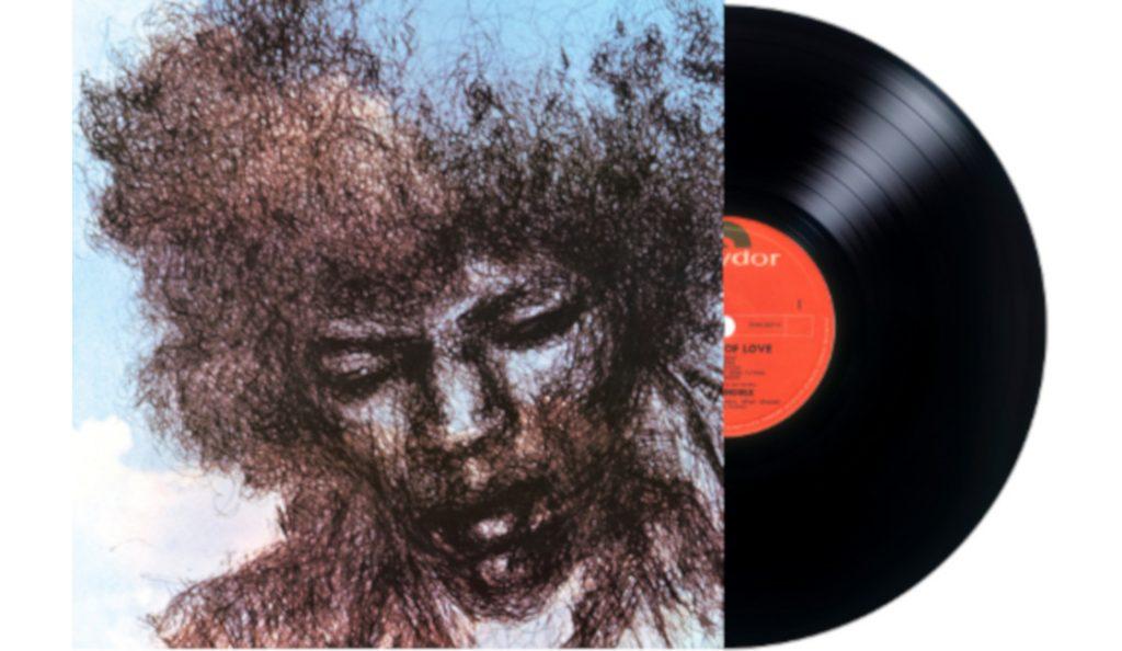 "Jimi Hendrix – ""The Cry of Love""<br>Ožujak – 1971."