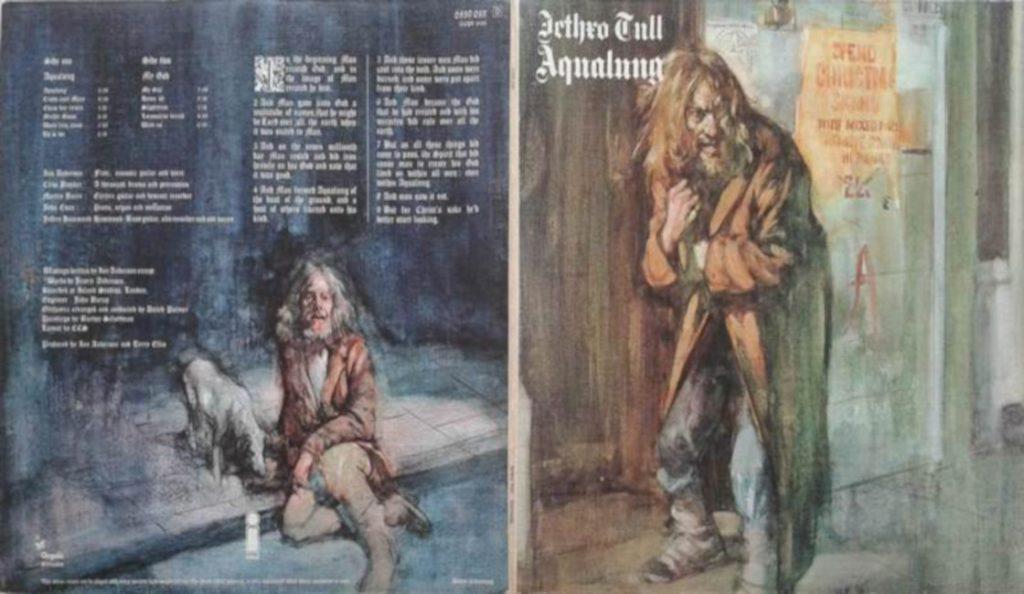 "Jethro Tull – ""Aqualung""<br>Ožujak – 1971."