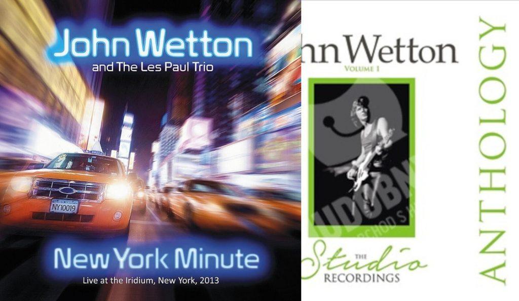 "John Wetton – ""New York Minute""<br>Ožujak – 2015."