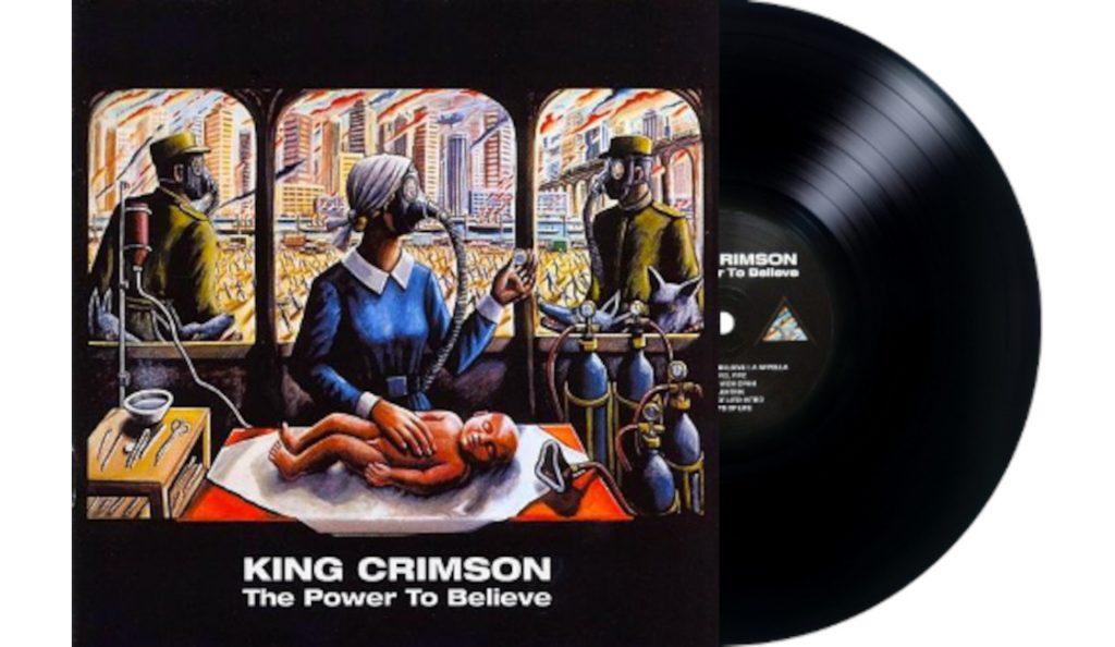 "King Crimson – ""The Power to Believe""<br>Ožujak – 2003."