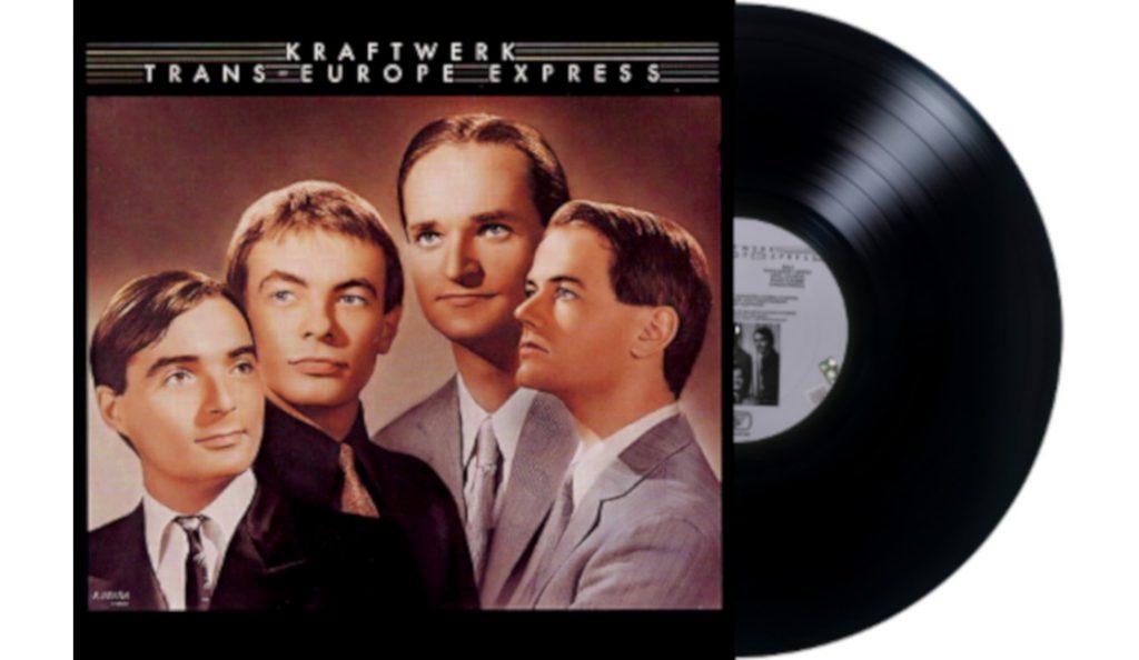 "Kraftwerk – ""Trans-Europe Express""<br>Ožujak – 1977."