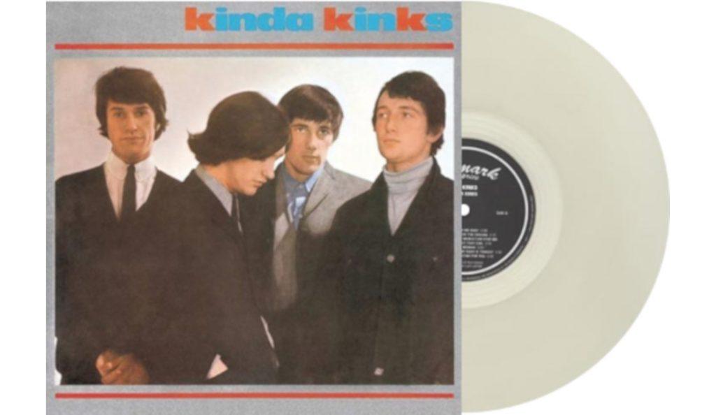 "The Kinks – ""Kinda Kinks""<br>Ožujak – 1965."