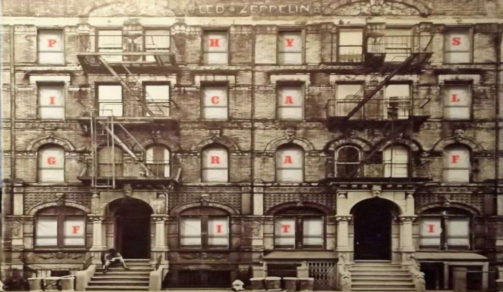 """Led Zeppelin – """"Physical Graffiti""""<br>Veljača – 1975."""