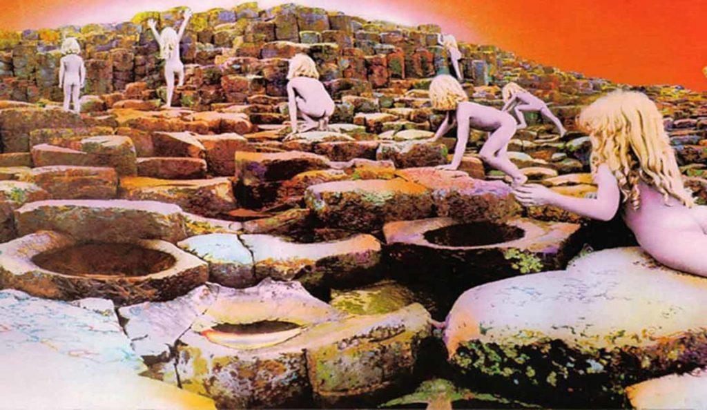 "Led Zeppelin – ""Houses of the Holy""<br>Ožujak – 1973."