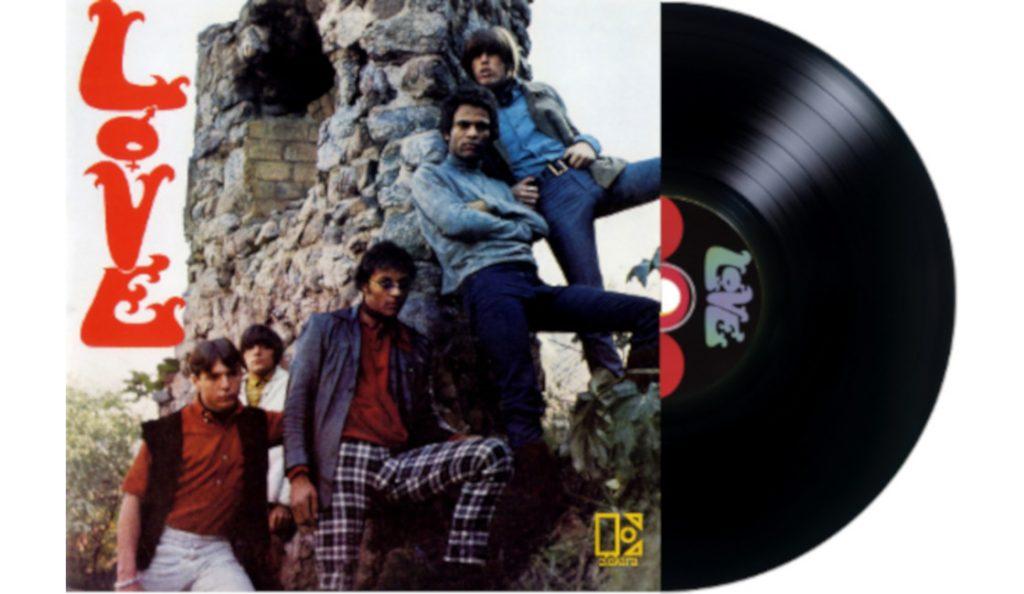 "Love – ""Love""<br>Ožujak – 1966."
