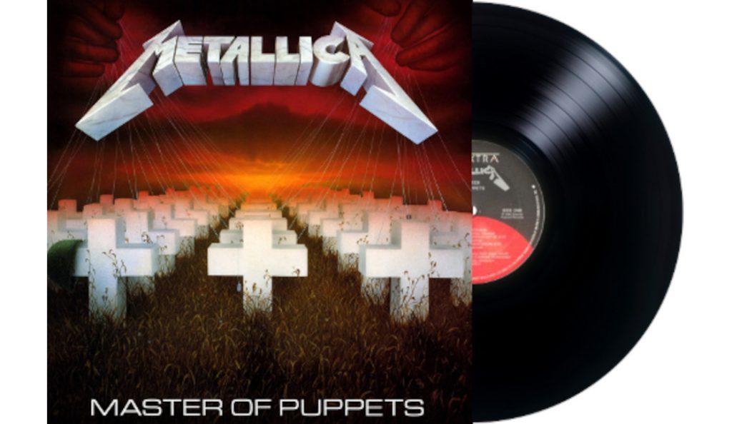 "Metallica – ""Master of Puppets""<br>Ožujak – 1986."