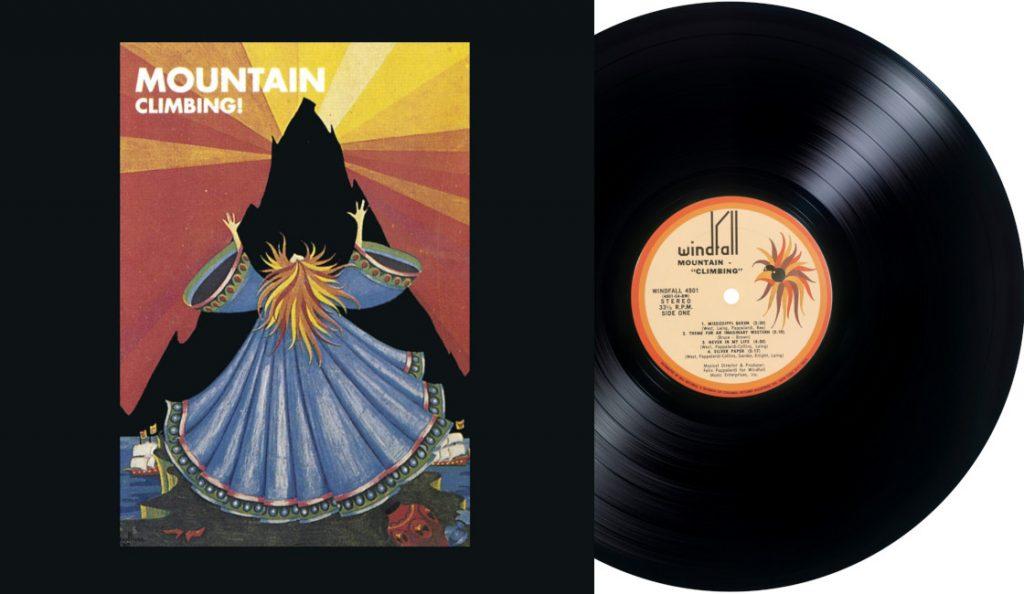 "Mountain – ""Climbing!""<br>Ožujak – 1970."