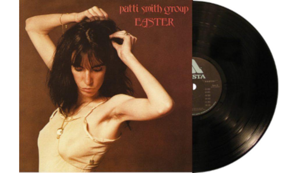 "Patti Smith Group – ""Easter""<br>Ožujak – 1978."