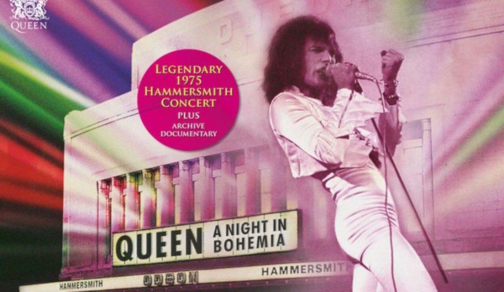 """Queen: A Night in Bohemia""<br>Ožujak – 2016."