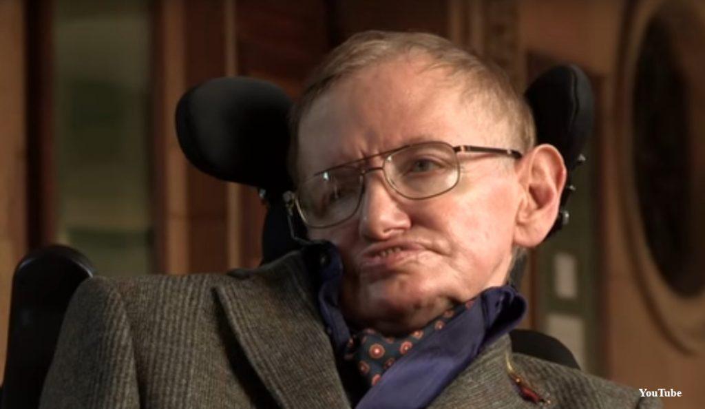 Stephen Hawking – R.I.P.!<br>Ožujak – 2018.