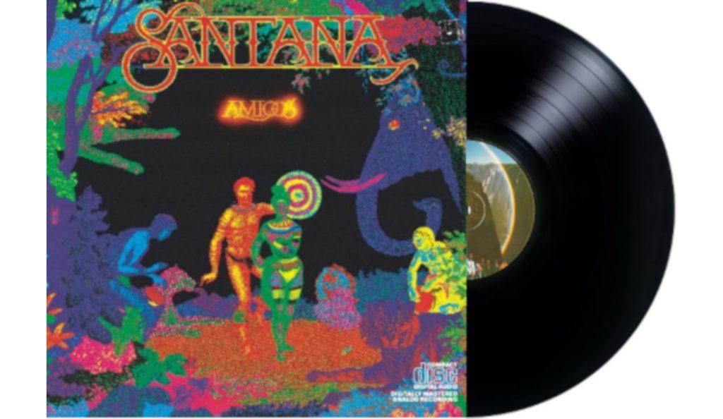 """Santana – """"Amigos""""<br>Ožujak – 1976."""