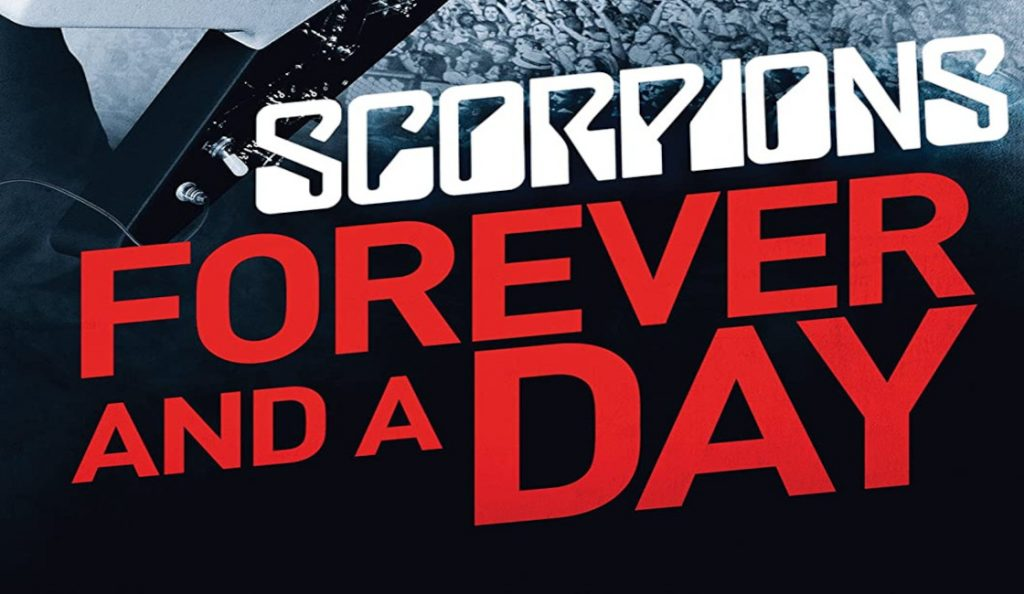 """Scorpions – """"Forever and a Day""""<br>Ožujak – 2015."""