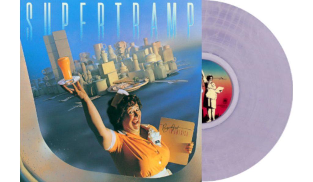 "Supertramp – ""Breakfast in America""<br>Ožujak – 1979."