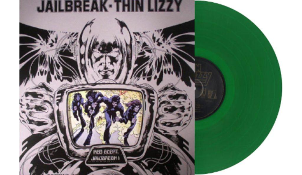 """Thin Lizzy – """"Jailbreak""""<br>Ožujak – 1976."""