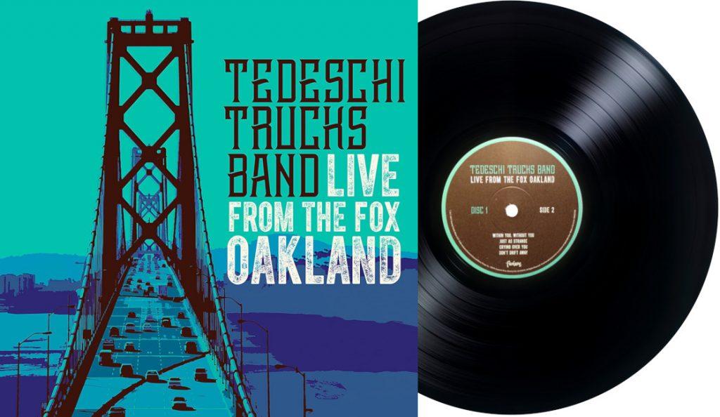 """Tedeschi Trucks Band – """"Live from the Fox Oakland""""<br>Ožujak – 2017."""