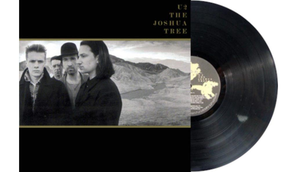 "U2 – ""The Joshua Tree""<br>Ožujak – 1987."