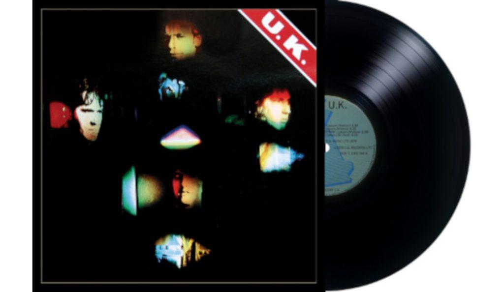"UK – ""UK""<br>Ožujak – 1978."
