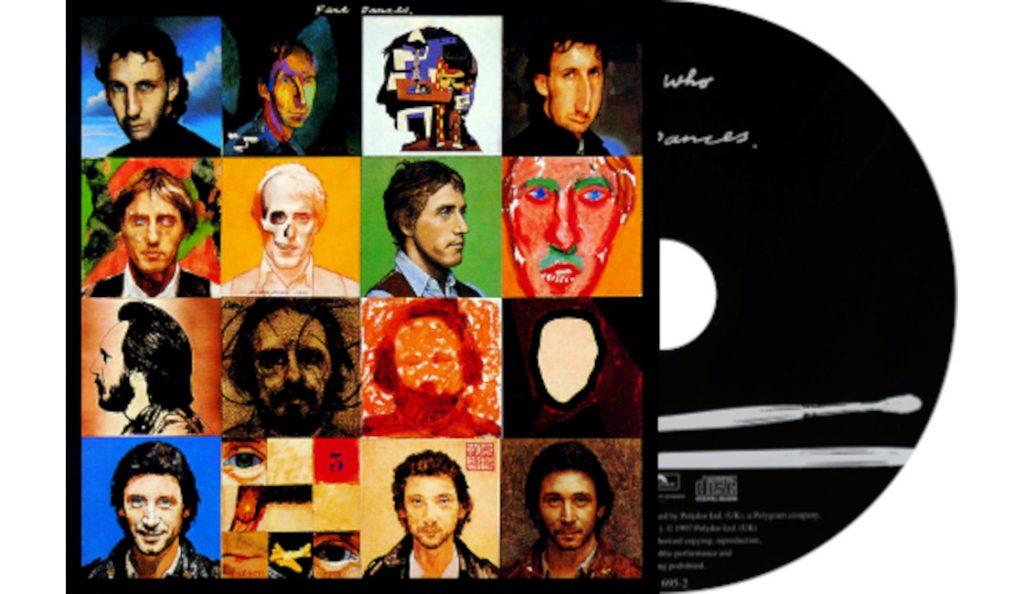"The Who – ""Face Dances""<br>Ožujak – 1981."