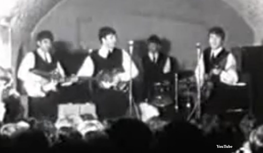 The Beatles<br>Ožujak – 1960.