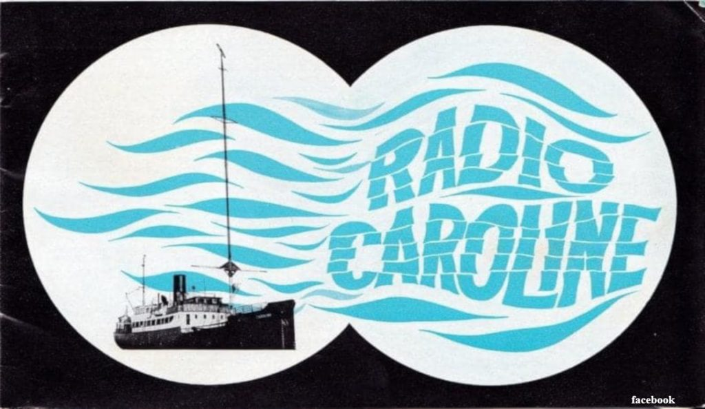 """""""Radio Caroline""""<br>Ožujak – 1964."""