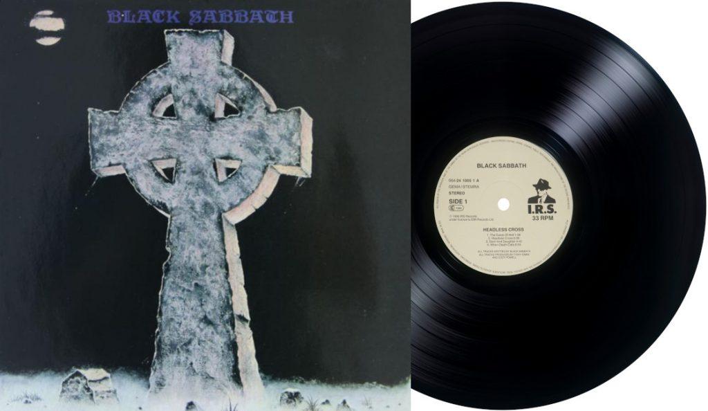 """Black Sabbath – """"Headless Cross""""<br>Travanj – 1989."""