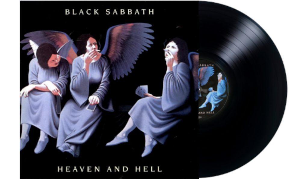 "Black Sabbath – ""Heaven and Hell""<br>Travanj – 1980."