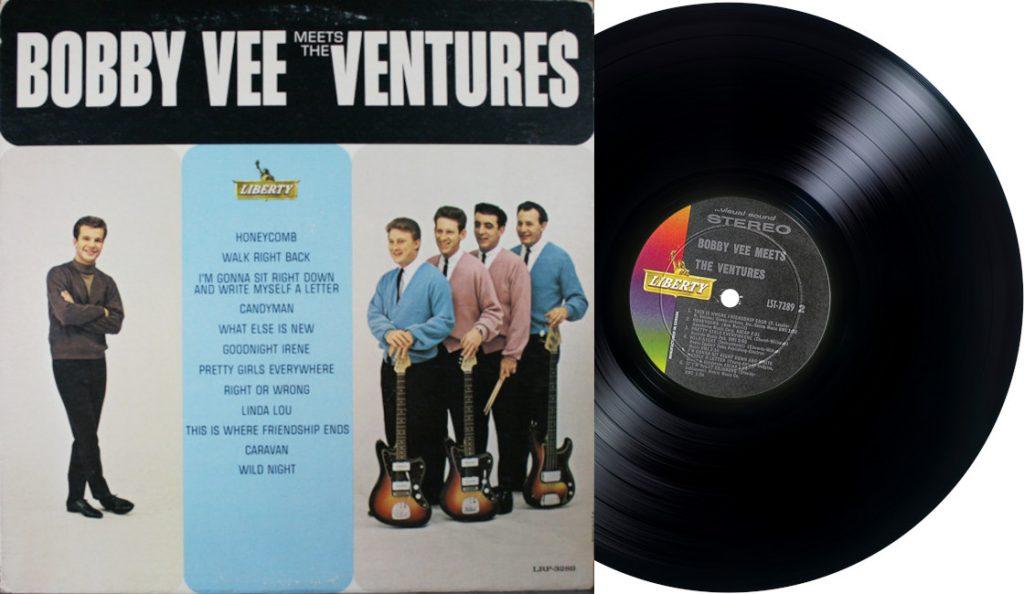 """""""Bobby Vee meets Ventures""""<br>Lipanj – 1963."""