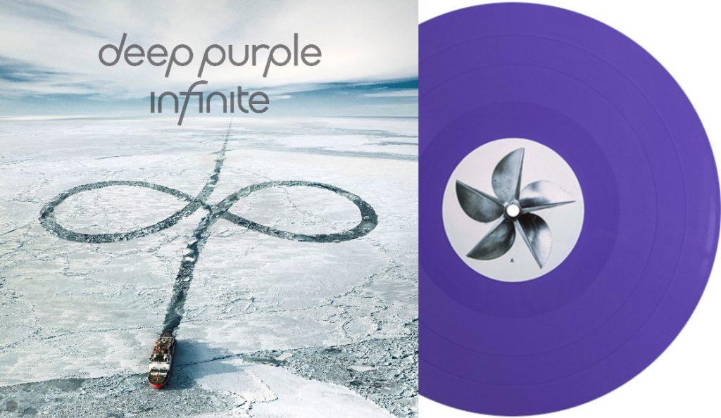 "Deep Purple – ""InFinite""<br>Travanj – 2017."