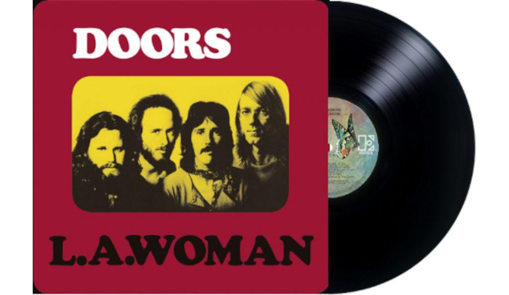 """The Doors – """"L.A. Woman""""<br>Travanj – 1971."""