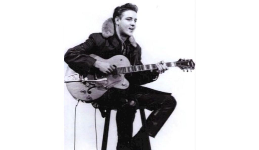 Eddie Cochran / 1938. – 1960.<br>Travanj – 1960.