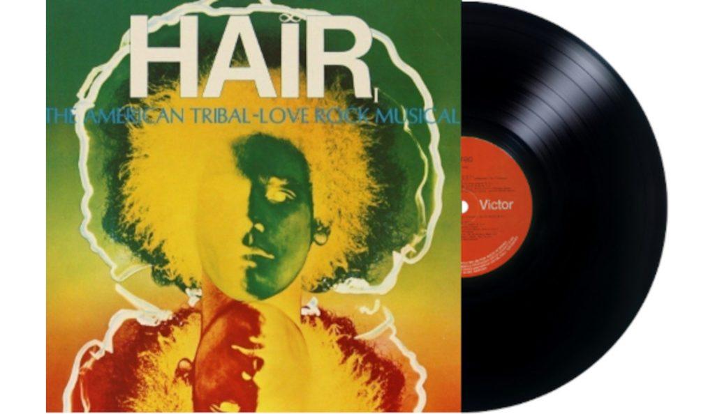 """Hair: The American Tribal Love-Rock Musical""<br>08. Listopada – 1967."