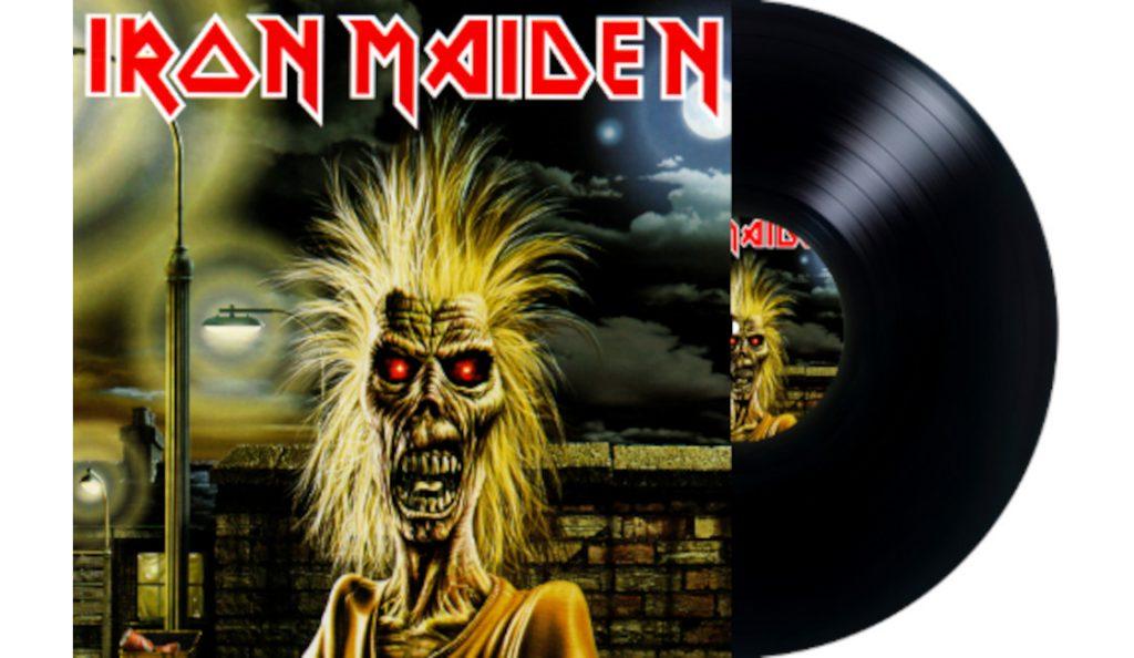 """Iron Maiden – """"Iron Maiden""""<br>Travanj – 1980."""