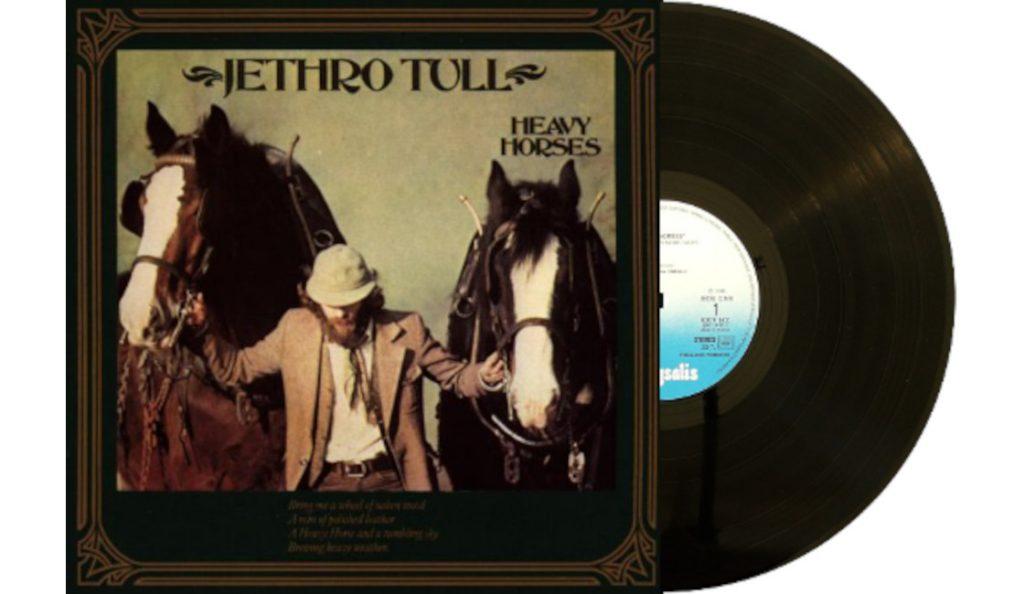"Jethro Tull – ""Heavy Horses""<br>Travanj – 1978."