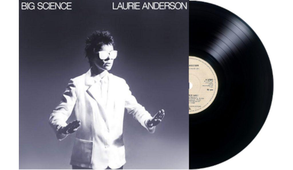 "Laurie Anderson – ""Big Science""<br>Travanj – 1982."